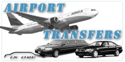 San Antonio Airport Transfers and airport shuttles